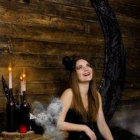 Ведьмочка :: Марина Кулымова