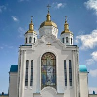 Храм усіх святих Чернігівських. :: Андрий Майковский