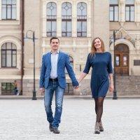 Александр и Ксения :: Горелов Дмитрий
