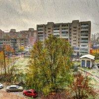 Первый снег :: АЛЕКСАНДР СУВОРОВ
