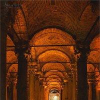 Цистерна Базилика в Стамбуле :: Ирина Лепнёва