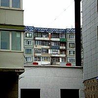 В хрущобах :: Marina Bernackaya Бернацкая