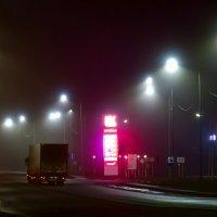 Ночной город :: Юрий Глушков
