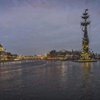 Памятник «В ознаменование 300-летия российского флота» :: Борис Гольдберг