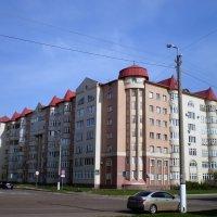 Дом с башнями :: венера чуйкова