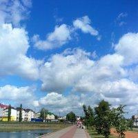 Летние облака. :: венера чуйкова