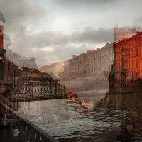 Красный октябрь :: Ольга Александрова