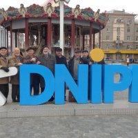 Ноябрьская демонстрация писателей и журналистов Днепропетровска!... :: Алекс Аро Аро