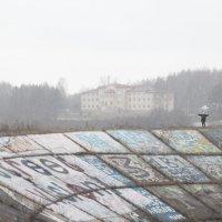снег дождь туман :: Сергей Игуменшев