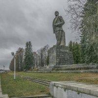 Памятник В.И. Ленину, Дубна. :: Михаил (Skipper A.M.)