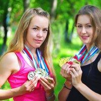 чемпионки :: леонид логинов
