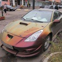 Необычная машина :: Дмитрий Никитин