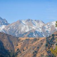 осень в горах :: Горный турист Иван Иванов
