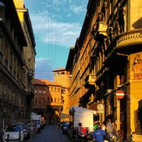 Вечереет в Болонье :: M Marikfoto
