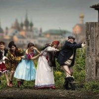 Наша Раша :: Андрей Гаврилов