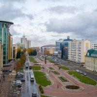 Экскурсия по осеннему Саранску 5 :: Евгений Ломтев