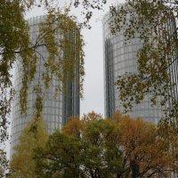 Башни :: novik Юрий Новиков