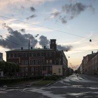небо над городом :: павел бритшев