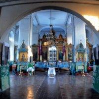 Алтарь церкви Троицы Живоначальной. :: Aleksandr Ivanov67 Иванов