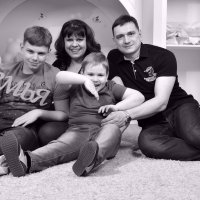семья :: Наталия Кожанова