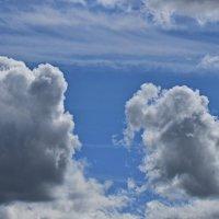 Облака ... :: Владимир Икомацких