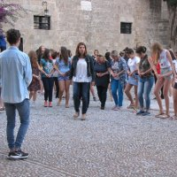 Учитель танцев :: Tanja Gerster