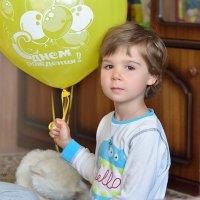 Первые минуты Дня Рождения! :: Юлия Масликова