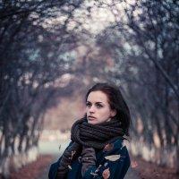 Девушка из книги  Эдгара Аллана По :: Кристина Пролыгина