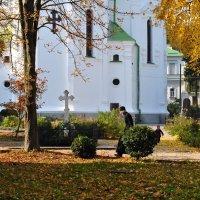 Экскурсия в выдубицкий монастырь Фото №4 :: Владимир Бровко