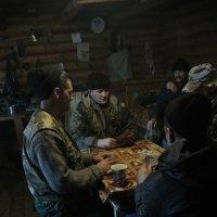 начало  рабочего  дня  в  россии :: Владимир Коваленко
