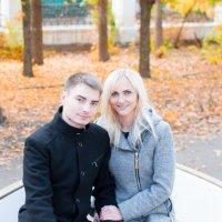 Алина и Сергей :: Ольга Мартынова