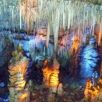 Сталактитовые пещеры :: Aleks Ben Israel