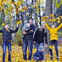 Ура! Осень пришла! :: Тамара Бучарская
