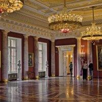 Таврический зал. Царицынский дворец. The Tauride Hall. Tsaritsyno Palace. :: Юрий Воронов