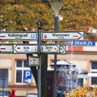 А может так на выходные в Калининград? :: donat