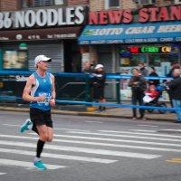 Нью-ЙОркский марафон 2017. Олимпионики-мужчины 2 :: Олег Чемоданов