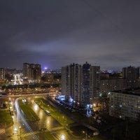 Питер ночь :: Кирилл