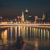 Вечерняя Москва :: Александр Долгов