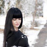 Зимняя красавица :: Настя Кругосветова