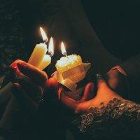 Свечи :: Евгения Ламтюгова