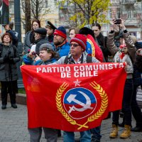 100-летие Октябрьской революции :: Оксана Пучкова