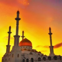 "Mosque ""Nur Astana"" :: Ongdassyn Akzhol"