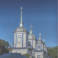 Церковь Св. Архистратига Михаила. :: Андрий Майковский