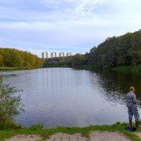 В парке. :: Анатолий Круглов