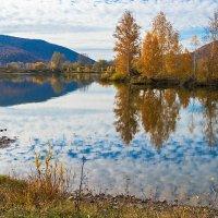 Озеро Холодное :: Любовь Потеряхина