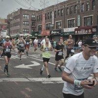 Нью-Йоркский марафон 2017. Олимпионики. Мужчины 7 :: Олег Чемоданов