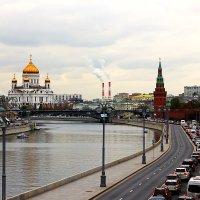 Прогулка по Москве. :: Иван