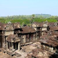 Город-храм Ангкор-Ват, Камбоджа :: ДмитрийМ Меньшиков