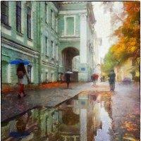 My magic Petersburg_02762 Герценовский университет :: Станислав Лебединский