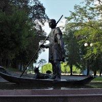 В Гомельском парке :: Leonid Voropaev